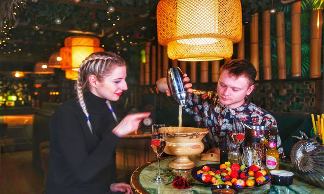 50% off a romantic cocktail-making experience for two with Laki Kane | exclusive London offer by Time Out