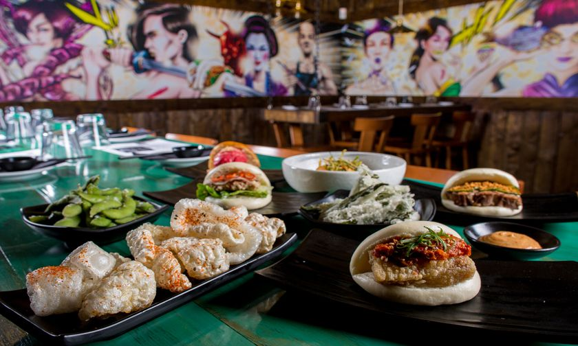 Save 50% on brunch and bottomless drinks at Yuu Kitchen ...