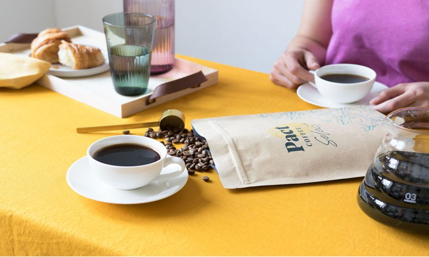 A Bag Of Pact Coffee Delivered To Your Door For 1