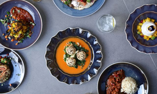 Four courses and a cocktail at Cinnamon Kitchen | exclusive London offer by  Time Out