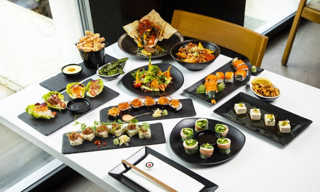 Bottomless food and a bottle of fizz at Inamo Camden | exclusive London offer by Time Out