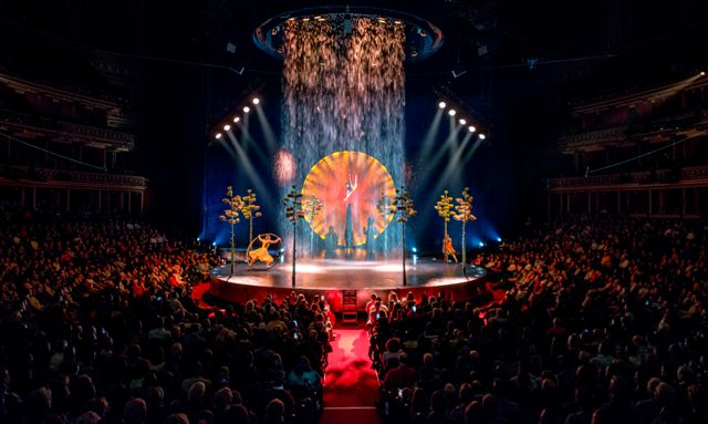 30% off tickets to Cirque du Soleil 'Luzia' at the Royal Albert Hall | exclusive London offer by Time Out