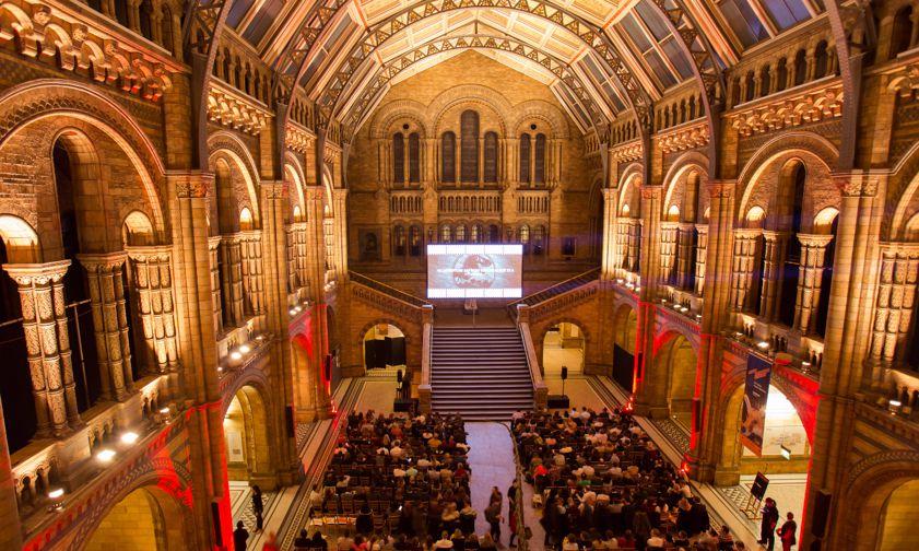 Desjardins history museum tickets london