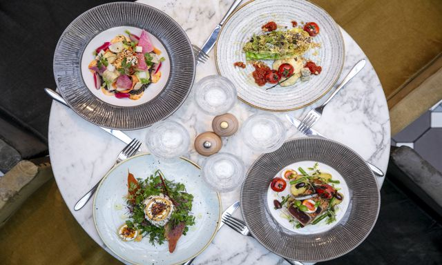 £18 for three courses and a glass of wine at 100 Wardour St | exclusive London offer by Time Out